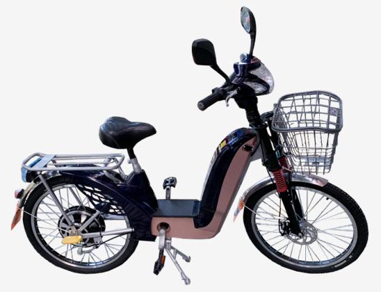 Eco 350W (Com 3 velocidades) – bateria de chumbo